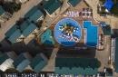 Аквапарк и взрослый бассейн