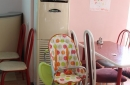Столовая, детские стульчики